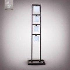Напольный светильник N&B Light 4440 Леонардо Гранде Венге