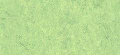 Линолеум Зеленый линолеум DLW Marmorette PUR 125-130 antique green