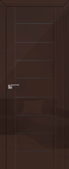 Межкомнатная дверь Межкомнатная дверь Profil Doors 45L Терра ДО, графит