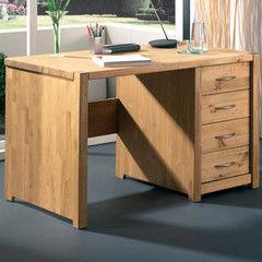 Письменный стол Минский Мебельный Центр Фьорд однотумбовый