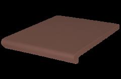Клинкерная плитка Клинкерная плитка KING KLINKER Венецианская ступень гладкая 03 Natural brown