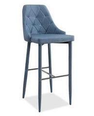 Барный стул Барный стул Signal TRIX H-1 (синий)