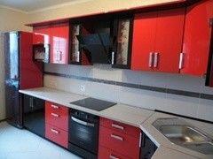 Кухня Кухня Монтанья Пример 32