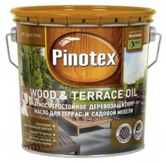Защитный состав Защитный состав Pinotex Wood&Terrace Oil 1л