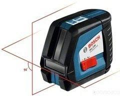 Bosch Лазерный нивелир GLL 2-50 + BM1 (0601063108)