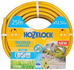 Шланг Шланг Hozelock 117006 TRICOFLEX ULTRAFLEX 1/2, 25м