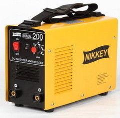 Сварочный аппарат Сварочный аппарат Nikkey MMA 200