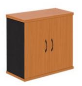 Шкаф офисный Ярочин Стиль A2S02