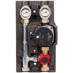 Комплектующие для систем водоснабжения и отопления Grundfos Насосная группа c 3-х ходовым ECO DN20