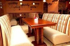 Мебель для баров, кафе и ресторанов ВФТ Вариант 24