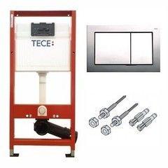 Инсталляция TECE TECEbase kit для установки подвесного унитаза 4 в 1 TECEbase 9.400.006