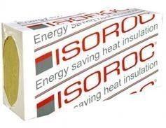 Звукоизоляция Утеплитель Isoroc Isolight L