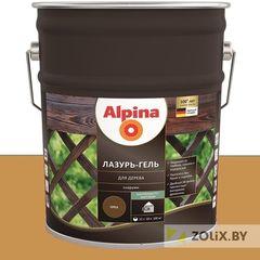 Защитный состав Защитный состав Alpina Лазурь-гель для дерева сосна (10 л)