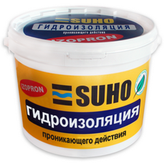 Гидроизоляция Гидроизоляция SUHO IZOPRON 12 кг