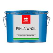Защитный состав Защитный состав Tikkurila Pinja W-Oil  Пинья В-Оил, 18 л
