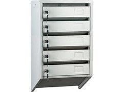 Шкаф металлический Практик PB-5