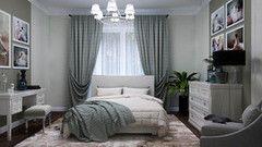 Дизайн квартир и коттеджей IVIART Проект №5