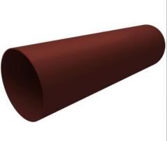 Водосточная система Grand Line Труба водосточная (шоколадный)