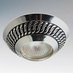 Встраиваемый светильник LightStar Helio Onda 011174