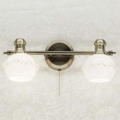 Настенно-потолочный светильник Citilux Кампана CL540521 Бронза