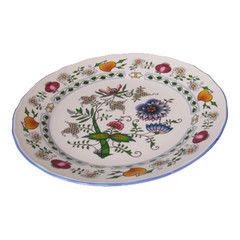 Cesky Porcelan Тарелка мелкая флажная Rokoko Nature 10005/18298 (26см)