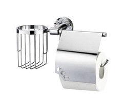 WasserKRAFT Держатель туалетной бумаги и освежителя Isen K-4059