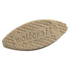 Столярный и слесарный инструмент Wolfcraft Деревянные ламели №20 для соединения (20шт.) Wolfcraft (wlf-2923000)