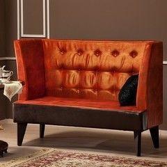 Мебель для баров, кафе и ресторанов ВФТ Диван для бара Вариант 1
