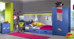 Детская комната Детская комната Калинковичский мебельный комбинат Молодежный 0310