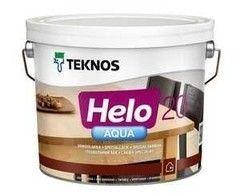 Лак Лак Teknos Helo Aqua 20 (2.7 л)