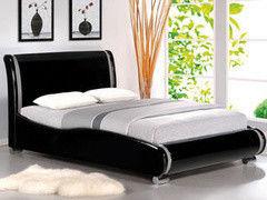 Кровать Кровать Signal Santosa black
