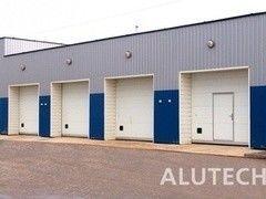 Alutech Промышленные ворота Вариант 2