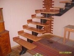 Металлическая лестница ИП Нежащий Н.Н. Пример 52