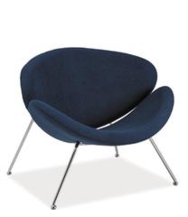 Кухонный стул Кухонное кресло Signal Major (синий)