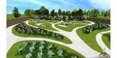 Ландшафтный дизайн Мистер Плиткин Французский сад