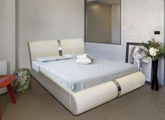 Кровать Кровать ZMF Милана (сп. место 140х200 см., белая)