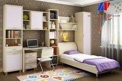 Детская комната Детская комната Лером Ксюша (композиция 5)