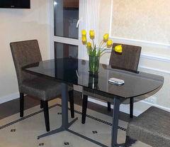 Обеденный стол Обеденный стол Интерсилуэт Обеденный стол DragonFly (Стрекоза) 1300*700*750мм
