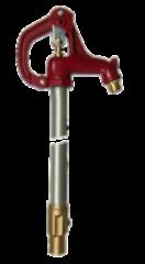 Комплектующие для систем водоснабжения и отопления Unipump Незамерзающий гидрант WF-2005