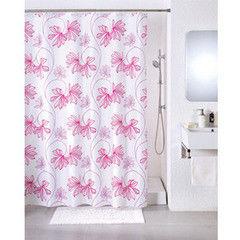 Iddis Штора для ванной комнаты Pink Harmony SCID 070P