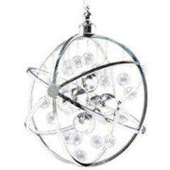 Светильник Светильник Kare Pendant Lamp Universum LED Chrome 34042