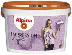 Краска Краска Alpina Impression Effekt (10л)