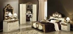 Спальня Camelgroup Barocco Ivory Gold