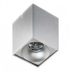Встраиваемый светильник AZzardo Hugo ALU+Hugo R ALU (GM4104 ALU+GM4104 R ALU)