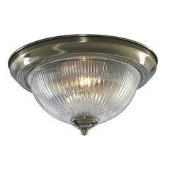 Настенно-потолочный светильник Arte Lamp American Diner A9366PL-2AB