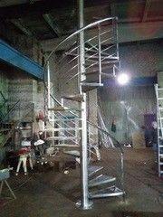 Металлическая лестница ИП Нежащий Н.Н. Пример 50