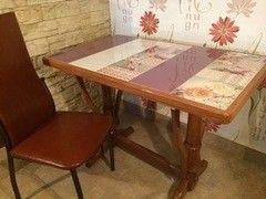Обеденный стол Обеденный стол Stolmebel Модель 008