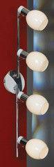 Настенно-потолочный светильник Lussole Parma LSX-5009-04