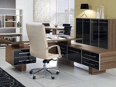 Мебель для руководителя Мебель для руководителя Гармония Уюта Вариант 80