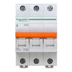 Schneider Electric Автоматический выключатель Домовой ВА63 3П 32A C 4,5 кА 11226